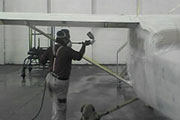 Aircraft Full Painting Operations